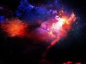 Manier van fractal schilderen — Stockfoto