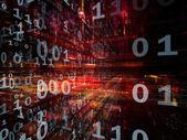 Vooruitgang van de technologie — Stockfoto