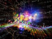 Way of Mathematics — Stock Photo