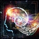 Virtualization of Knowledge — Stock Photo #23974317