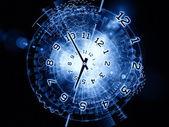 时间机制 — 图库照片