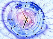 Time mechanics — Stock Photo