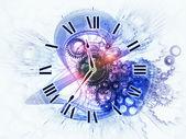 Postęp czasu — Zdjęcie stockowe