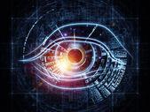Sight of technology — Stock Photo