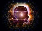 Intelligent Design Composition — Stock Photo