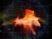 Conceptual Cosmos — Stock Photo
