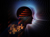 Evolving Human Technology — Stock Photo