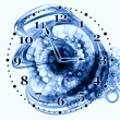 Time mechanics — Stock Photo