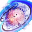 Surreal clock concept — Stock Photo #24406893