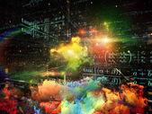 Realms of Mathematics — Stock Photo