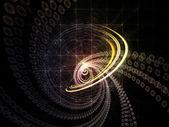 Technology Vortex — Stock Photo