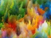 Realms of Fractal Turbulence — Stock fotografie