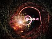 Paradigm of Consciousness — Stock Photo