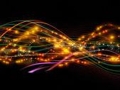 Dynamique de réseau numérique — Photo