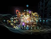 Tecnologie di chimica — Foto Stock