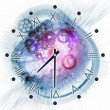 Time backdrop - Stock Photo