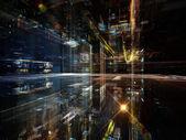 Profondità di tecnologia — Foto Stock