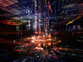 Inner Life of Technology — Stock Photo