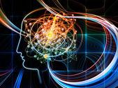 Energy of Intelligence — Stock Photo