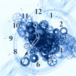Time mechanism — Stock Photo