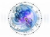 čas pozadí — Stock fotografie