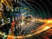 Toward Digital Technology — Stock Photo