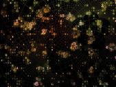 Virtual Grid — Stock Photo