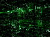 Game of Mathematics — Stock Photo