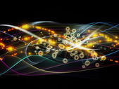 Hoffnung der dynamischen netzwerk — Stockfoto