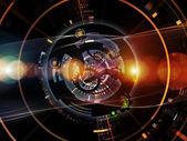 Evolving Digital Processing — Stock Photo