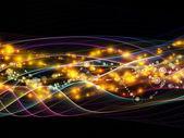 Vielfalt der dynamischen netzwerk — Stockfoto