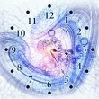 Swirls of time — Stock Photo