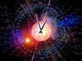 Tecnologia de tempo — Foto Stock