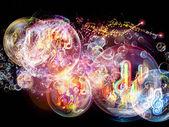 音楽の現実 — ストック写真