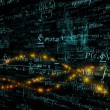 Stock Photo: Visualization of Mathematics