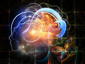 Vision of Inner Thoughts — Stock Photo