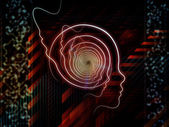 Realms of Human Technology — Stock Photo