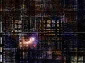 Technologische grunge textuur. — Stockfoto