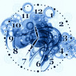Stock Photo: Time mechanism