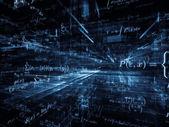 Synergies of Mathematics — Stock Photo