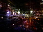 Metaphorical Fractal Dimensions — Stock Photo