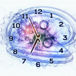 Stock Photo: Time loop