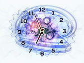 Time loop — Stock Photo