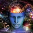 Stock Photo: Synergies of Mind