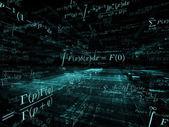 Mathematics Metaphor — Stock Photo