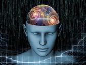 Akıl yanılsaması — Stok fotoğraf