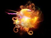 Dreaming of Design Nebulae — Stok fotoğraf