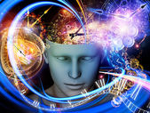 Synergies of the Mind — Stock Photo