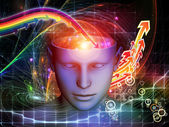 Acceleration of the Mind — Stock Photo