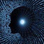 Paradigm of Intelligence — Stock Photo